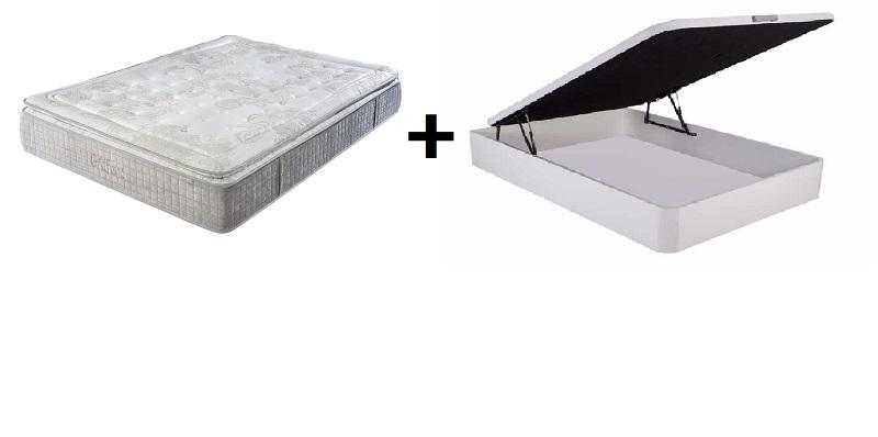 Colchón y canape